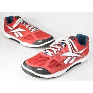 Reebok Crossfit Nano 2.0 Men's Red White Shoes